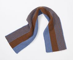 Garter Stripe Scarf pattern by Cleckheaton Striped Scarves, Garter Stitch, Needles Sizes, Modern Family, Color Blocking, Knit Crochet, Crochet Patterns, Wool, Knitting