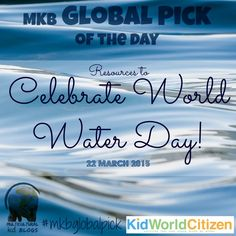 Celebrate World Water Day with Games and Activities for All Ages! Water Activities, Hands On Activities, Activity World, Importance Of Water, Montessori Elementary, World Days, World Water Day, Water Cycle, Water Conservation