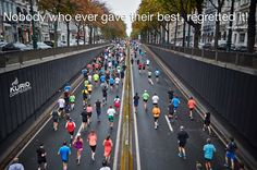 Nobody who ever gave their best, regretted it! - George Halas #mondaymotivation