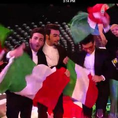 Already having represented Italy @ Eurovision 2015, Il Volo are now ready to tour their home country! Be there with ActivityBreaks.com