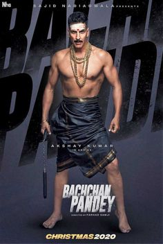 Bachchan Pandey Movie Story With regards to playing 'Rowdy' roles, nobody shows improvement over Akshay Kumar. He never confines his acting abilities to simply parody but at the same time is seen in restless films that never neglect to inspire an emotional response from his fans.  Also cast, review, release date, trailer, budget, song list all information available please visit our site It Movie Cast, 2 Movie, Movie Songs, Hindi Movies, It Cast, Latest Movie Reviews, Latest Movies, Bollywood Movies List, Sanjay Leela Bhansali
