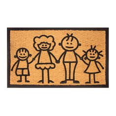 Our broad selection of floor mats, entrance mats, door mats, and door rugs will ensure your floors remain safe, dry and stylish! Entrance Rug, Entryway Rug, Door Rugs, White Brand, Family First, Cool Countries, Natural Rug, Country Of Origin, Floor Mats