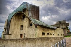 Giovanni MICHELUCCI - Our Lady of Consolation Church by 'O Tedesc, via Flickr