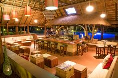 The bar is open from - so you can enjoy your coffee in the morning or glass of wine in the evening together with some snacks. Bush Garden, Swim Up Bar, Thatched Roof, Hotel Reviews, Perfect Place, Trip Advisor, Safari, Maine, Snacks