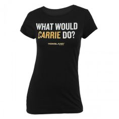 3 season is coming! And... what would Carrie do?