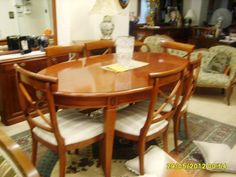 Spiti Experts τραπεζαρία  έπιπλα Κουλιακιώτη Dining Table, Furniture, Home Decor, Style, Swag, Decoration Home, Room Decor, Dinner Table, Home Furnishings