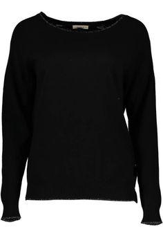 T-Shirt Donna Lee (BO-L53DOP01 BLACK) colore Nero