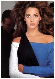 Christy for Versace, by Richard Avedon,1987