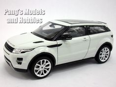 Land Rover Evoque 1/24 Diecast Metal Model by Welly