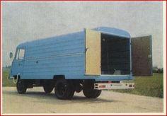 robur truck