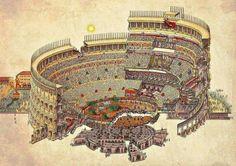 - El Coliseum de Roma ./tcc/