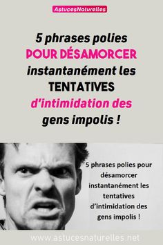 5 polite sentences to instantly defuse intimidation attempts . - - 5 polite sentences to instantly defuse bullying attempts by rude people! Positive Mind, Positive Attitude, Positive Thoughts, Educational Psychology, Health Psychology, Behavioral Psychology, Personality Psychology, Psychology Quotes, Rude People