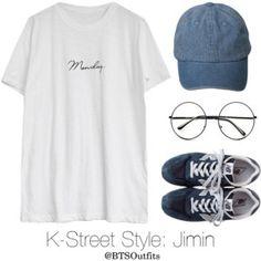 K-Street Style: Jimin
