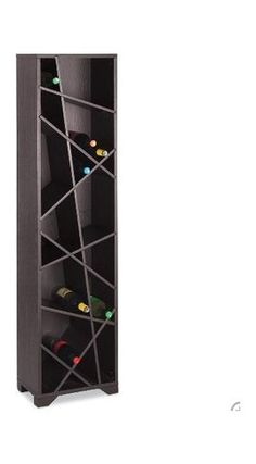 I'd love a wine rack like this...
