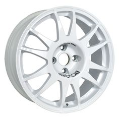 SanremoCorse 17 Group A White is the wheel for winners. #WHEELS #MADEINITALY #EVOCORSE #TARMACRALLY #RALLY #WHITE#SANREMOCORSE