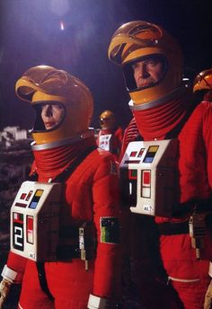 The controls for the suits are located inside the chest-mounted toy boxes.