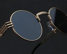 Jedinečné štýlové okuliare v rôznych farebných prevedeniach . Round Sunglasses, Round Frame Sunglasses