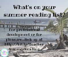Our Elementary Lives Blog Post: Summer Reading