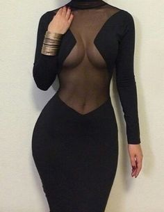 I love this dress style