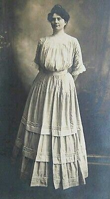 Pioneer woman 1800's. Harris, Nebraska.