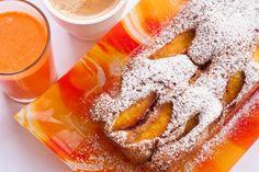 Сладкиш с праскови | Супичка - пътеводител на новака в кухнята