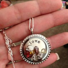This will be the necklace I order from origami owl. This is adorable Clemson Baseball, Twins Baseball, Football Love, Football Is Life, Dallas Cowboys Football, Football Season, Denver Broncos Funny, Football Quotes, Locket Bracelet