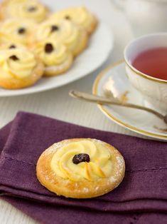 Pradobroty: Linecké koláčky s tvarohem