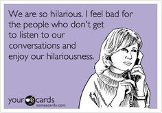 Me and my sister, for sure. - Click image to find more hot Pinterest pins