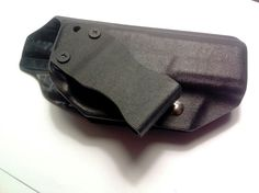 Kydex IWB CZ P-10 C holster with kydex clip