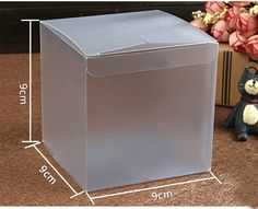 Find More Packaging Boxes Information about 30pcs 9*9*9cm frosted plastic pvc box packing boxes for gifts/chocolate/candy/cosmetic/crafts square Matte pvc Box,High Quality box top collection boxes,China box collector Suppliers, Cheap box recycle from Fashion MY life on Aliexpress.com