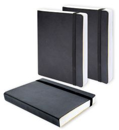 Pentalic Traveler Sketchbooks - Economical, ecological and practical for artists, students, list makers and note takers everywhere!