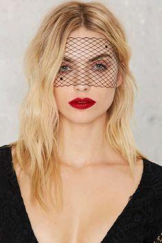 Bijoux Indiscrets Louise Eye Mask - Accessories | Valentine's Day | Valentine's Day | Lingerie Accessories