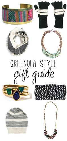This socially conscious gift guide featuresGREENOLA STYLE, a Chicago-based ethical handmade accessories brand.
