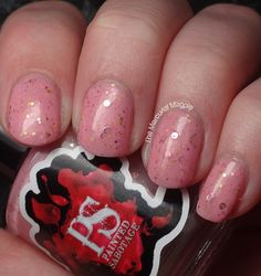 Limited Edition Love Poison Custom Made Nail by PaintedSabotage, $9.75