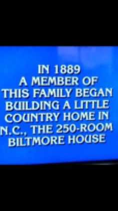 """Love seeing #biltmore (The Last Castle) out in the world. Thanks to Jack Silbert for sharing this shot from last night's episode of #Jeopardy. Seems like only yesterday that """"The Girls of Atomic City"""" was a Jeopardy question...   #books #tv"""