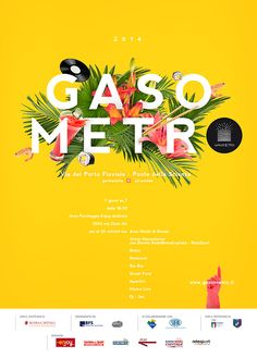 Gasometro 2014 on Behance