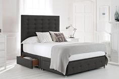 Mayfair bed by Storage Beds Direct.