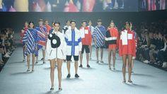Sfilate Parigi settembre 2014: Moncler Gamme Rouge, le celebrities