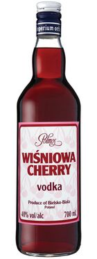 Wisniowa Cherry vodka - un. Never had it but it looks very interesting. I adore cherry. Polish Recipes, Polish Food, Poland Country, Cherry Vodka, Ukrainian Recipes, Liquor Bottles, Alcoholic Drinks, Beverages, Great Recipes