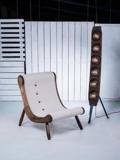 Eye Armchair by Hookl und Stool