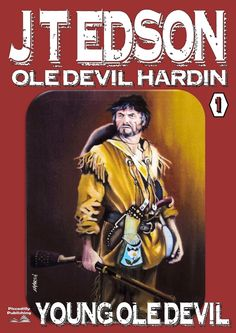 Piccadilly Publishing - Old Devil Hardin Series written by J.T. Edson