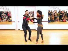 ▶ 06/21/14 - DC Bachata Masters - Daniel y Desiree (La, La, La) - YouTube