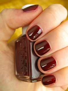 By far the greatest red - Essie Berry Hard