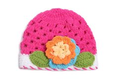 215ab4cde 63 Best Crochet Baby Hats images in 2019