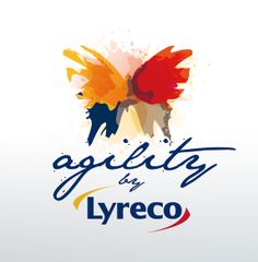 Logotipo agility by lyreco