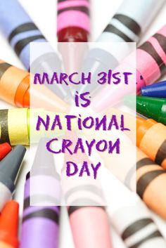 Crayon Craft Ideas t