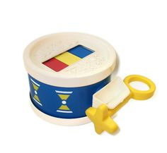 Vintage Fisher Price Musical Xylo Drum Toy 1976
