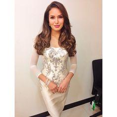 Sarah Lahbati @sarahlahbati | Websta filipina swiss morrocan <3 Sarah Lahbati, Make Me Up, Filipina, Celebs, Celebrities, Fashion Beauty, Pinoy, Formal Dresses, Morocco