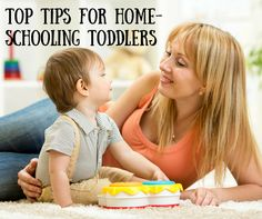 Top Tips For Home-Schooling Toddlers   Epic Mommy Adventures