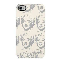 Andy Warhol iPhone 4 / 4S hardshell case